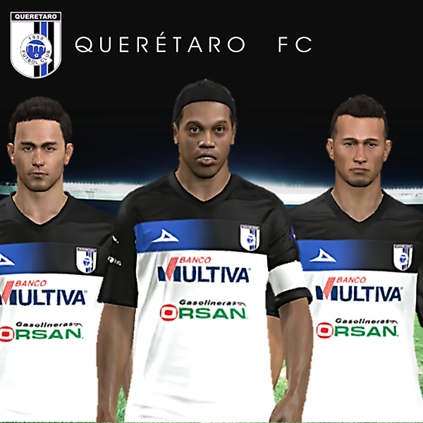 QUERÉTARO FC away