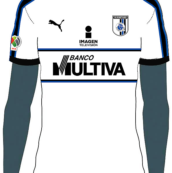 Querétaro F.C. Away Kit Concept