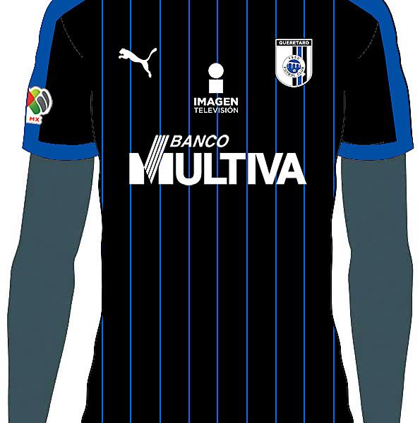 Querétaro F.C. Home Kit Concept