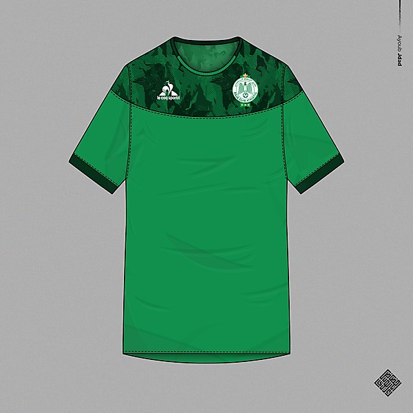 Raja Club Athletic X Le Coq Sportif