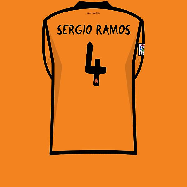 Ramos third 13-14.