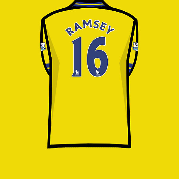 Ramsey away 13-14.