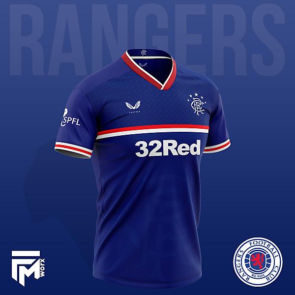 Rangers Concept Home
