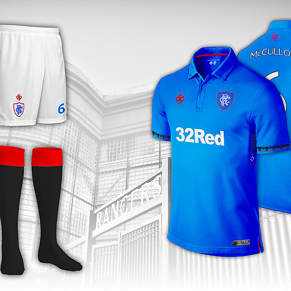 Rangers FC fantasy kit