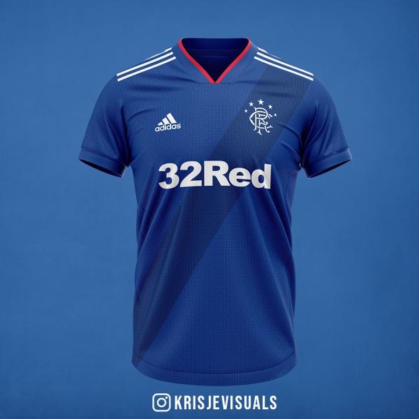 Rangers x Adidas