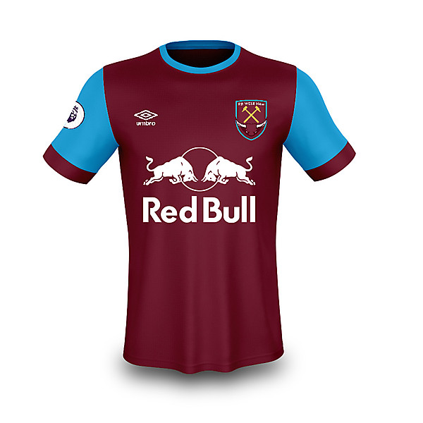RB WEST HAM HOME
