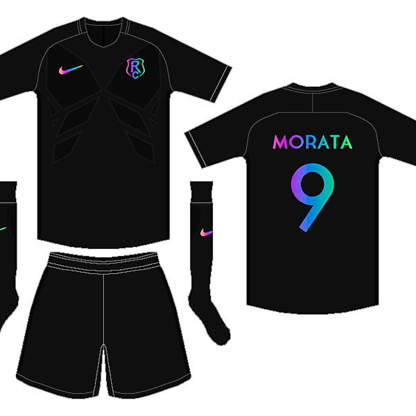 RC de Madrid Nike 3rd/Special Kit - Former Club