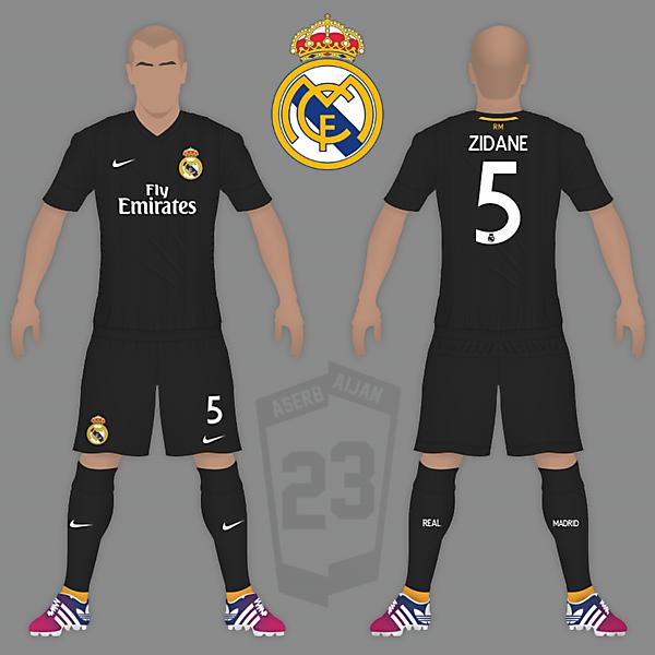 Real Madrid Nike Away