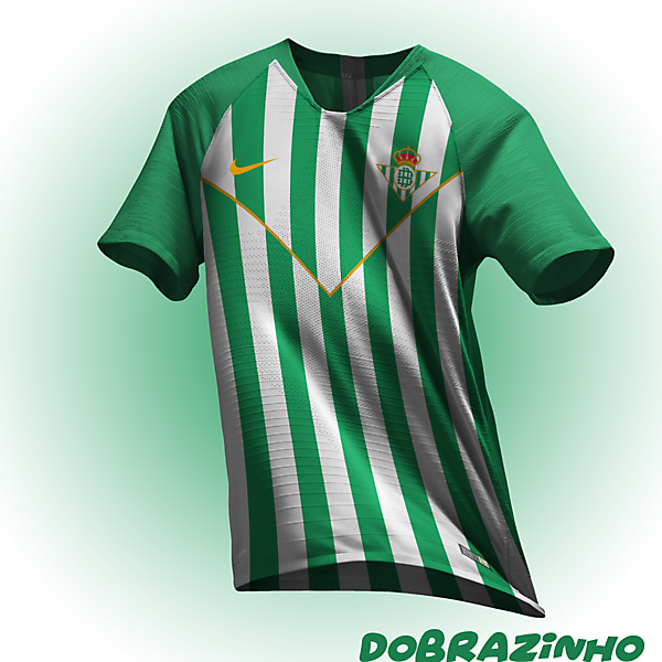 Real Betis Home Kit Concept x Nike