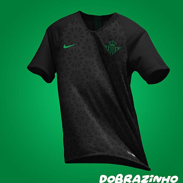 Real Betis Third Kit Concept x Nike