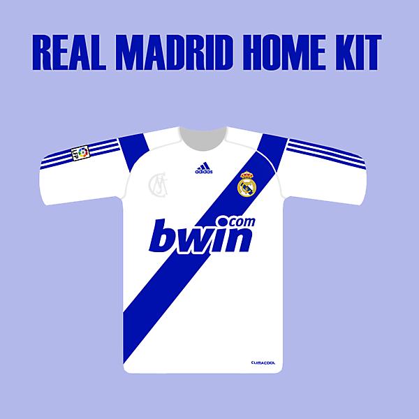 Real Madrid Fantasy Home Kit