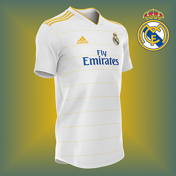 Real Madrid-home concept