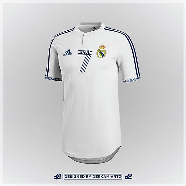 Real Madrid - Raúl González (Special Kit)