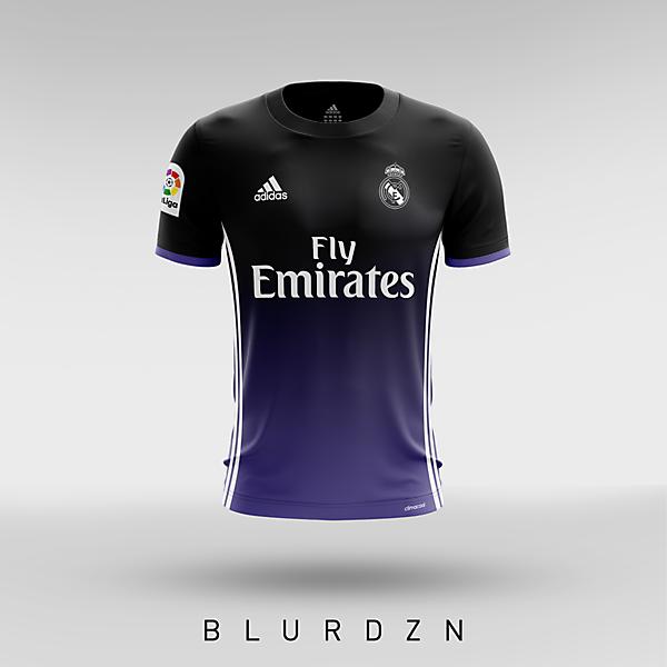 Real Madrid - Third Kit Remake