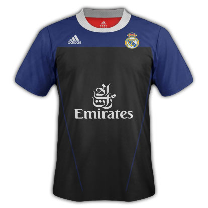 Real Madrid 2015 Away Kit