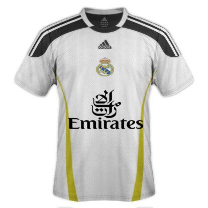 Real Madrid 2015 Home Kit