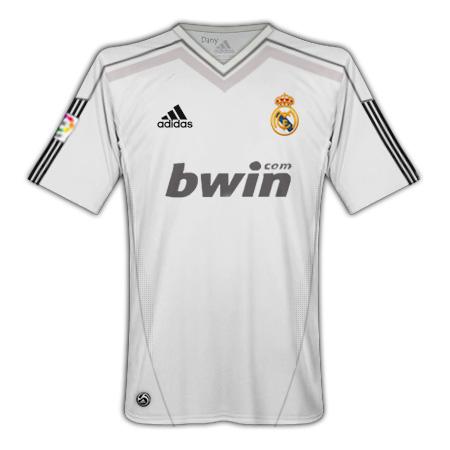 Real Madrid Adidas 19.1