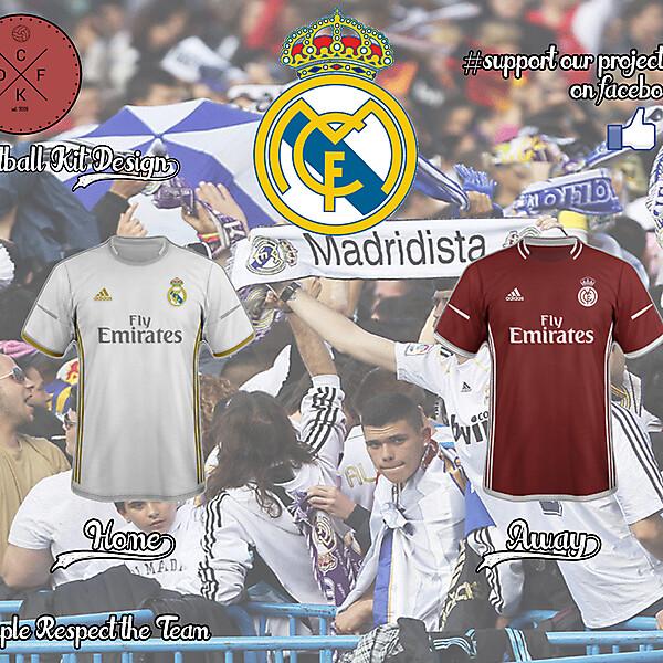 Real Madrid Adidas Concept 2016/2017
