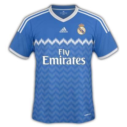 Real Madrid Away Fantasy Kit 2014/2015