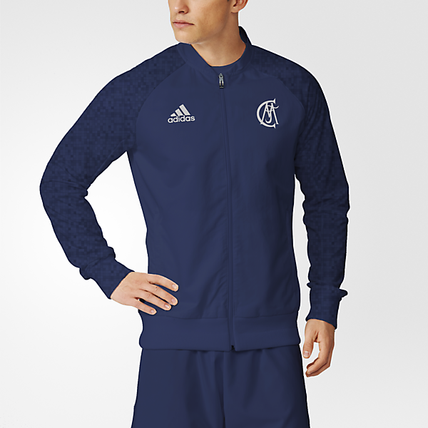 Real Madrid Away Kit Jacket