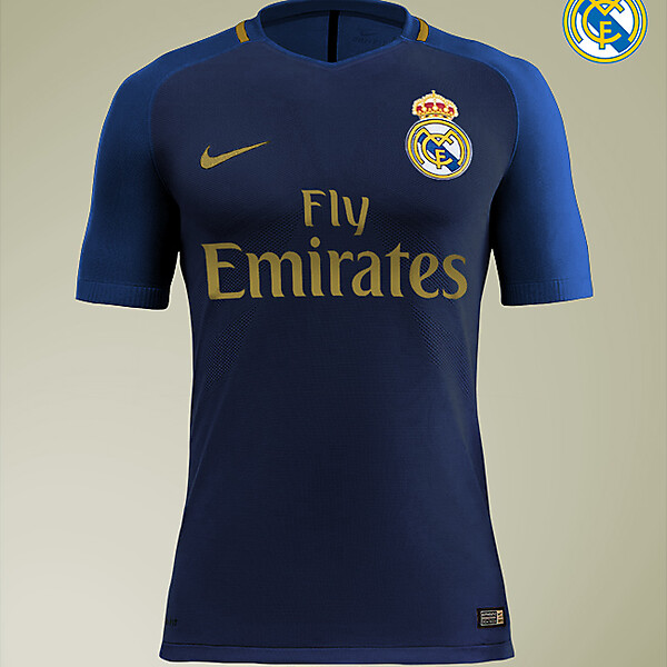 Real Madrid by Nike - Away
