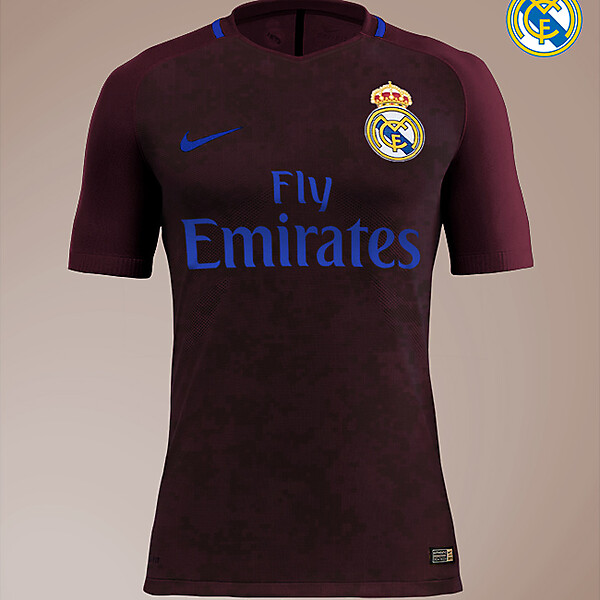 Real Madrid by Nike - Third