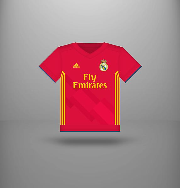 Real Madrid CF - Third Kit