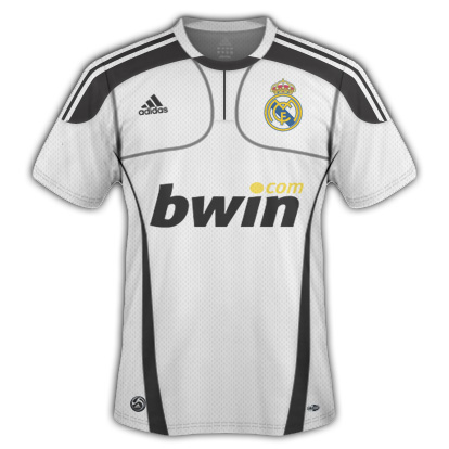 Real Madrid Home