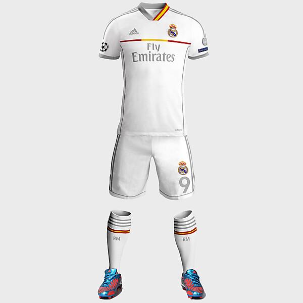 Real Madrid Home Kit