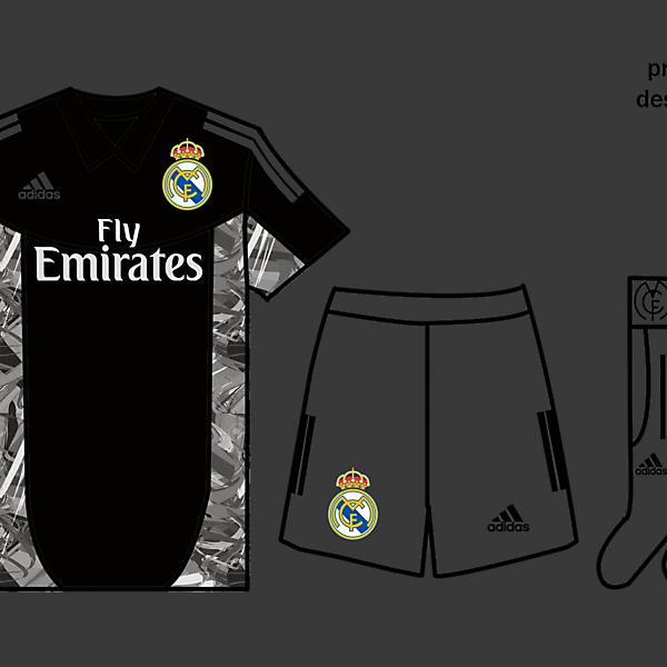 Real Madrid Kits Away 2017