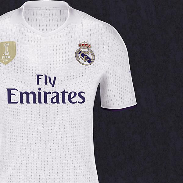 Real Madrid Los Campeones 17/18 Kit