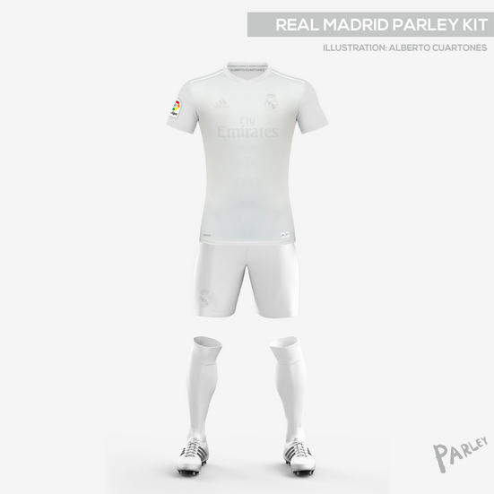 Real Madrid Parley Kit