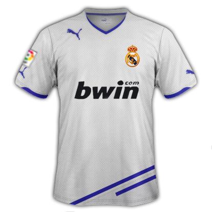 Real Madrid Puma 2.1