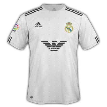 Real Madrid Simple Home