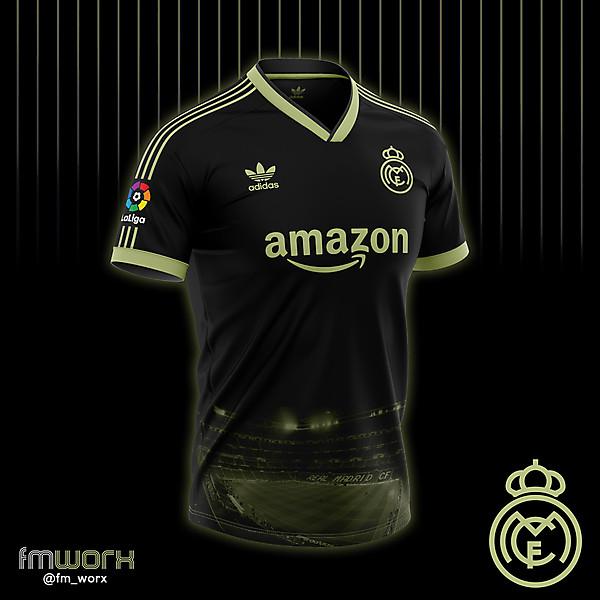 Real Madrid Stadium Concept