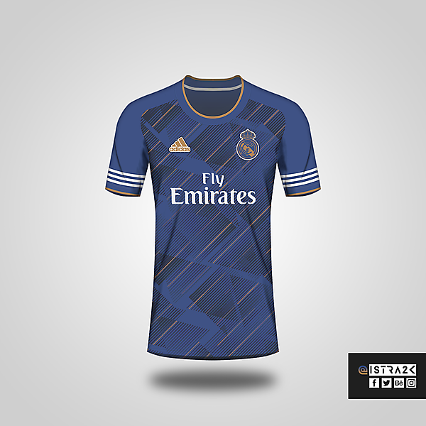 Real Madrid X adidas - Away