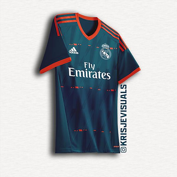 Real Madrid x Adidas