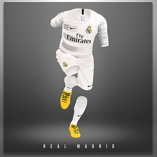 Real Madrid x Nike