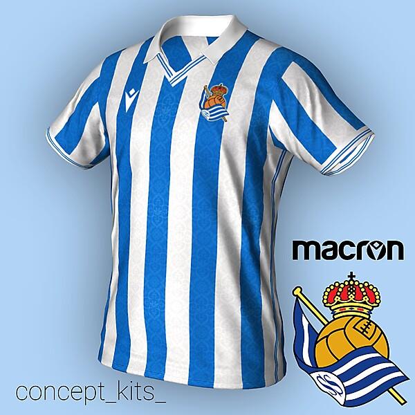 Real Sociedad home