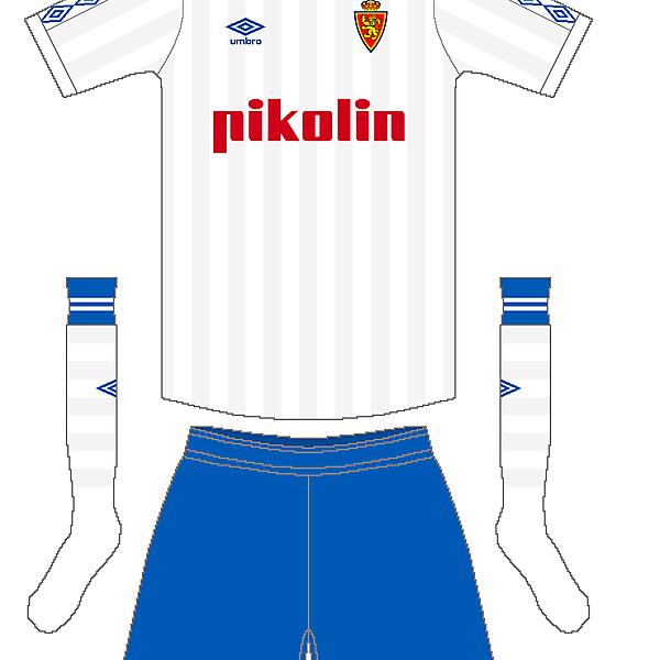 Real Zaragoza Umbro Home