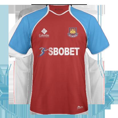 West Ham United Home - 1