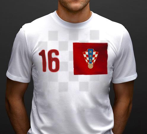 croatia home kit experimental  realistic rendering