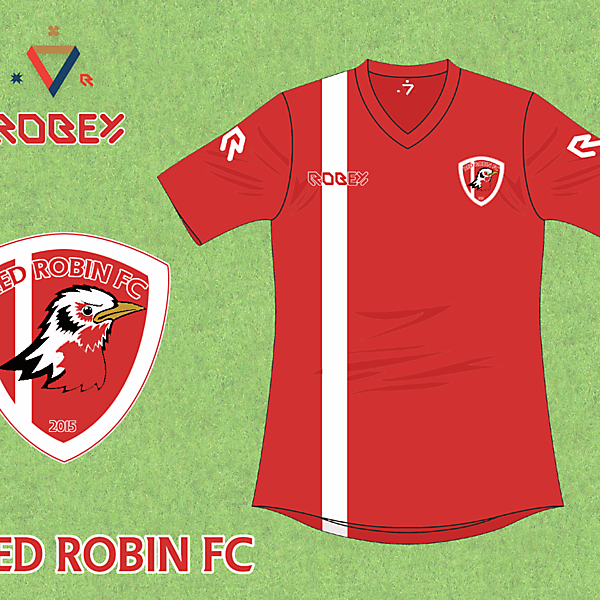 Red Robin FC - Robey - Virtual Manager Kit