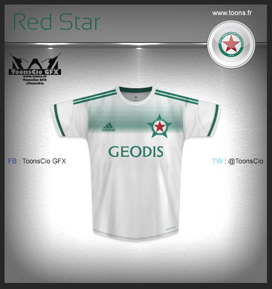 Red Star Away