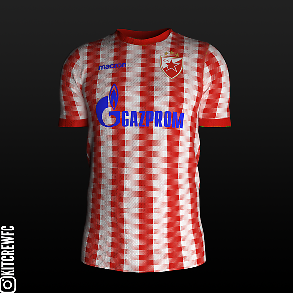 Red Star FC Home