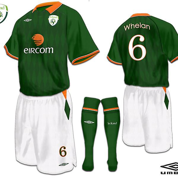 Republic of Ireland home fantasy