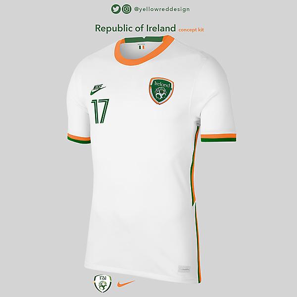 Republic of Ireland Nike fantasy kit