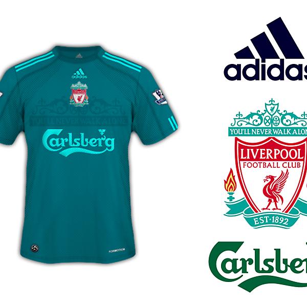 Liverpool 3rd Kit
