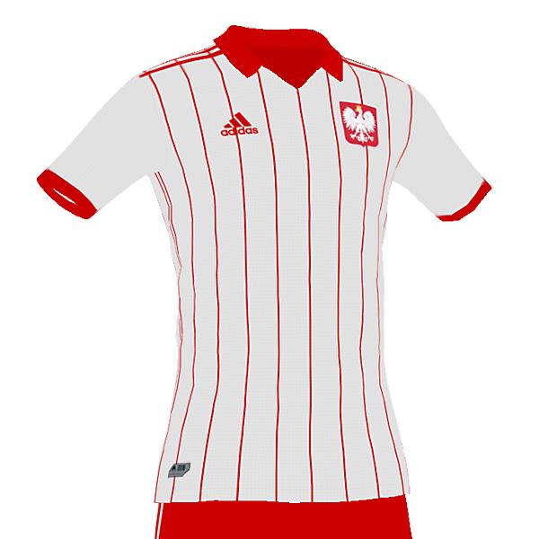 Retro Poland x Adidas