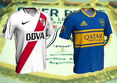 Reverse brands Boca-River